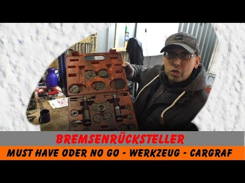 Bremsenrücksteller - MUST HAVE oder auch nicht
