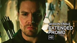 "Сериал ""Стрела"", Arrow 2x23 Extended Promo - Unthinkable [HD] Season Finale"