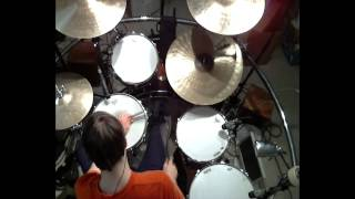 Night Driver - Tom Petty, drum cover