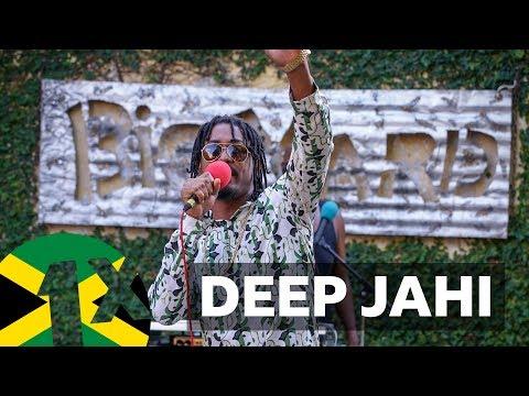 Deep Jahi performs live at Big Yard Studios (1Xtra in Jamaica) (видео)