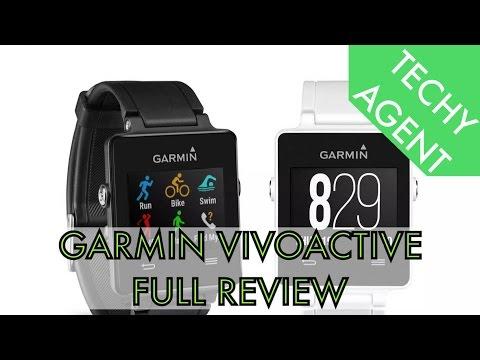 Garmin Vivoactive - Complete Review