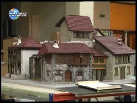 Construcción de los belenes de Baluarte (2)
