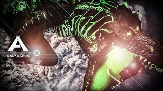 ARK: Survival Evolved - ZILLA BOSS FIGHT FAIL, GODZILLA KAIJU MOD #10 - Pugnacia Modded Gameplay
