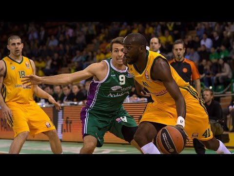 Highlights: Limoges CSP-Unicaja Malaga