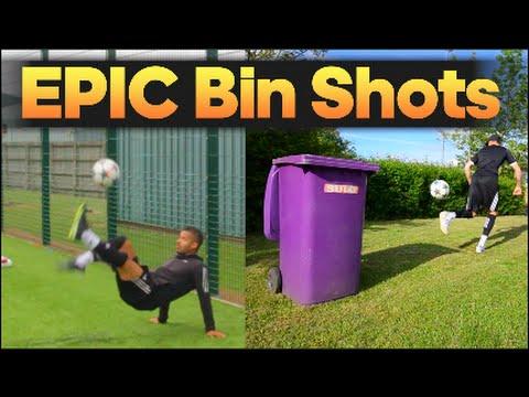 Amazing Bin Shots : Crazy Accuracy
