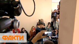 Как проголосовали кандидаты в президенты Украины