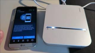 Bosch Smart Home - Einrichtung des Controller