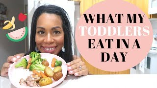 HEALTHY FOOD FOR KIDS 2019 | HEALTHY SNACK IDEAS FOR BABY 2019 | WHAT I EAT 2019 | CRISSY