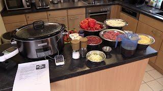 Crock-Pot CSC063X - kochen mit dem Crockpot Schongarer