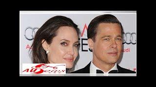 Angelina Jolie über ihre Ehe-Hölle mit Brad Pitt