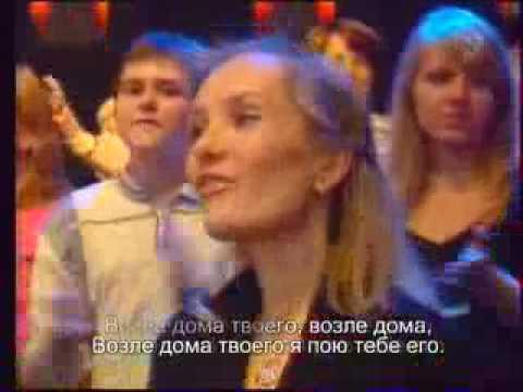 Жириновский и рэпер Серега (Seryoga) исполняют песню - Возле дома твоего