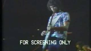 Fleetwood Mac/Lindsey Buckingham ~  Blue Letter ~ Japan Live 1977