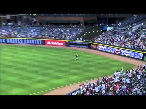 Giancarlo Stanton's Diving Catch