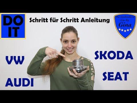 Radlager vorne wechseln bei Audi VW Skoda Seat I Tutorial I Schritt für Schritt Anleitung