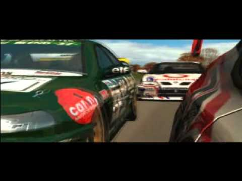 Toca 2 Touring Cars (PSX) Intro