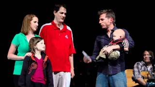 Child Dedication Sample at Journey Church Peoria, AZ