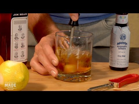 Video Whiskey Drinks Every Man Should Master - For The Win
