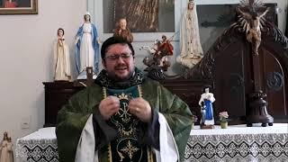 Palavras do Padre Geovane - 20 de outubro de 2019