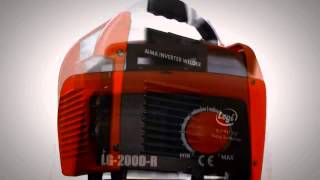 Video Máy hàn điện tử mini Legi LG-150VRD-D