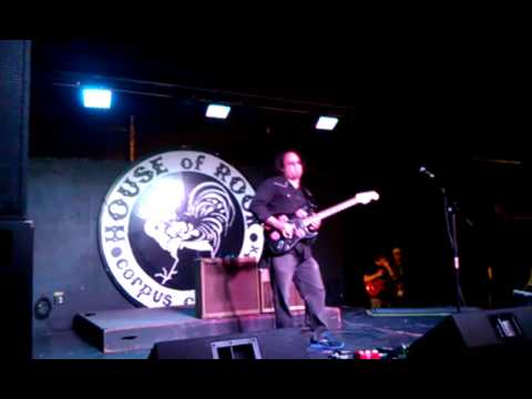 Ralph Davila Guitar Solo : House of Rock - Corpus Christi, Tx