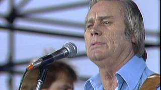 George Jones - Once You've Had The Best (Live at Farm Aid 1985)