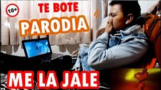 Te Bote Remix - ME LA JALE l PARODIA l Ozuna - Bad Bunny - Nicky Jam