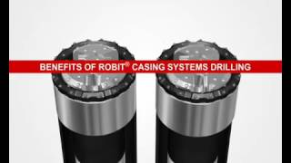Robit Rocktools Concentric vs Eccentric Drilling