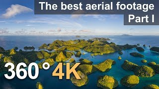 The best 360° aerial footage by AirPano. Part I