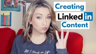 LinkedIn Tips: 3 types of content to post on LinkedIn and get noticed