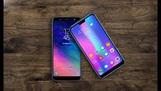 Huawei Honor 10  vs Samsung Galaxy A6 Plus - Comparison 2018