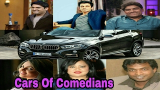 Top 15 Indian Comedian And Their Luxury Cars | Kapil Sharma | Sunil Grover | Bharti Singh | Kiku |