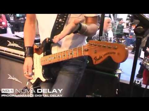 TC ELECTRONIC ND-1 Nova Delay Kytarový efekt