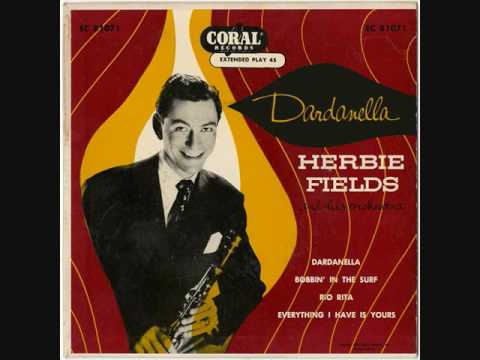 Herbie Fields & His Orchestra - Bobbin' In The Surf