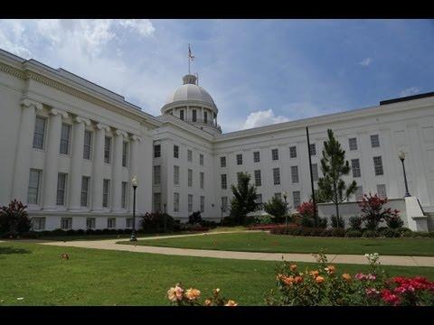США: Монтгомери, Алабама / USA: Montgome