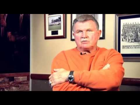 Sample video for Mike Ditka