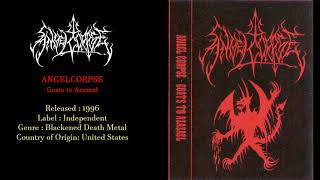 Angelcorpse (US) - Goats to Azazael (1996) Demo