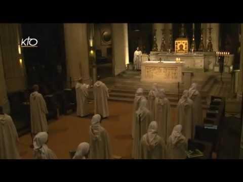 Vêpres et Eucharistie du 8 novembre 2014