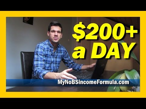 How To Make Money On The Side – $200 a Day Online is EASY!