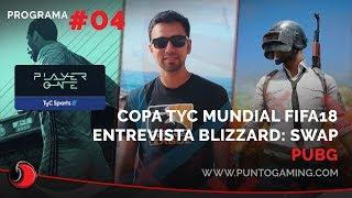 PuntoGaming TV S06E04: Winner winner chicken dinner