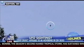 FOX NEWS - HUGE UFO