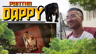 Dappy   PANTHA (Official Music Video) (Jtip Reaction)