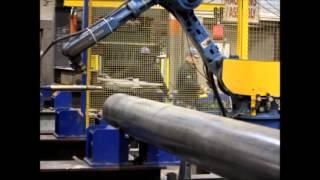 Piling Fabrication Video