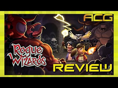 "Rogue Wizards Review ""Buy, Wait for Sale, Rent, Never Touch?"" - YouTube video thumbnail"