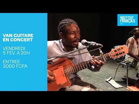 Concert avec Van Guitare