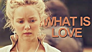 Aramis and Anne // What is love ? ( Spoiler for season 3 )