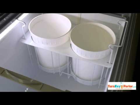 TKPDIP12 - Twelve Flavor Ice Cream Dipping Case
