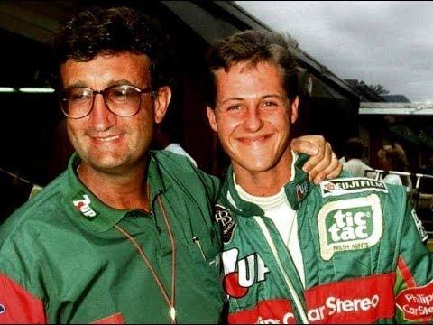Como um golpe do acaso ajudou Schumacher a estrear na F1 | GP às 10