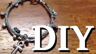 Boho Charm Bracelet DIY December Day 17