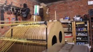 Алюминиевая форма на 34 места для изготовления обычных церковных свечей №30 (Класс 2-й) от компании День свечника - видео