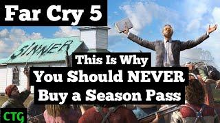 Far Cry 5 Season Pass is an Utter Failure